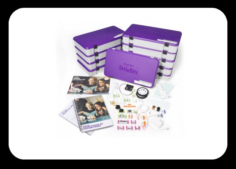 LittleBits STEAM Student Set Class Pack (10 sets)