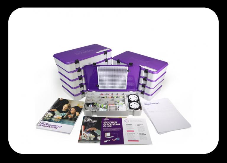 LittleBits STEAM+ Class Pack (10 sets)