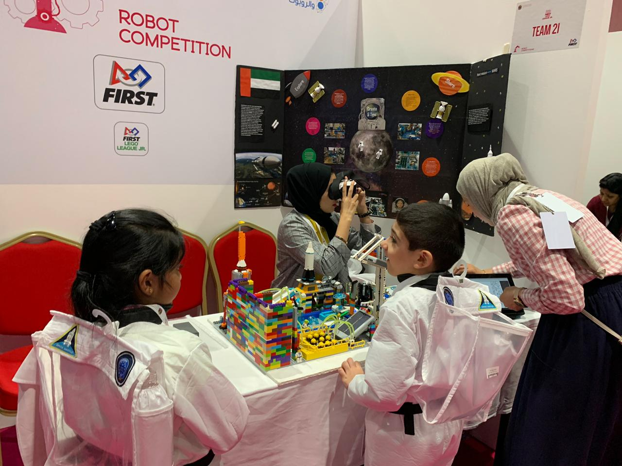 FLL AND FLL JR 2018-19