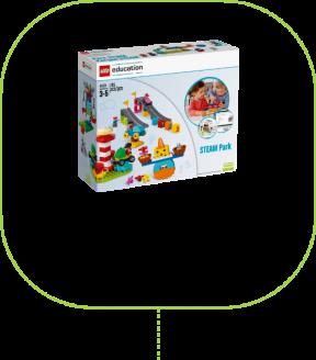 Lego Education Steam Park